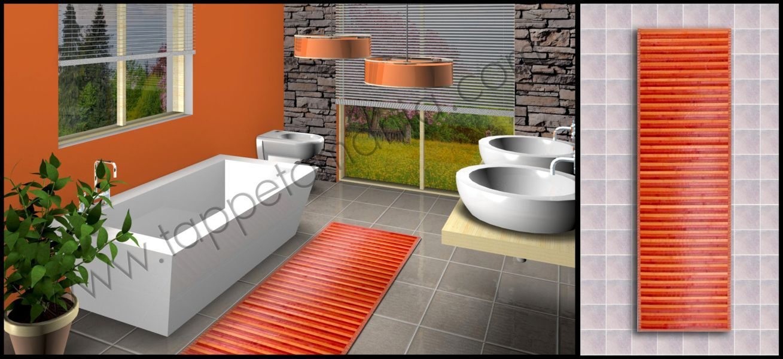Tappeti moderni shoppinland anche per il bagno tronzano - Tappeti bagno moderni ...