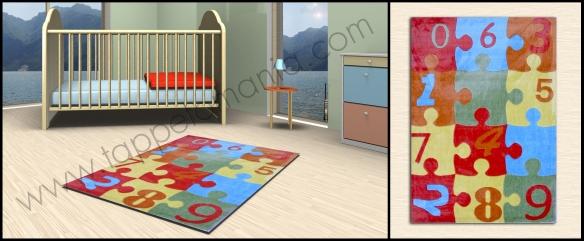 tappeti per bambini,il nostro primo prodotto e' la qualita',www.tappetomania,puzle