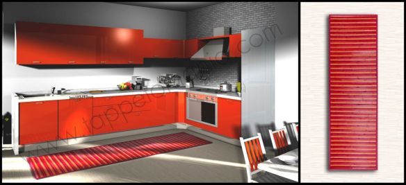 tappeti cucina bagno
