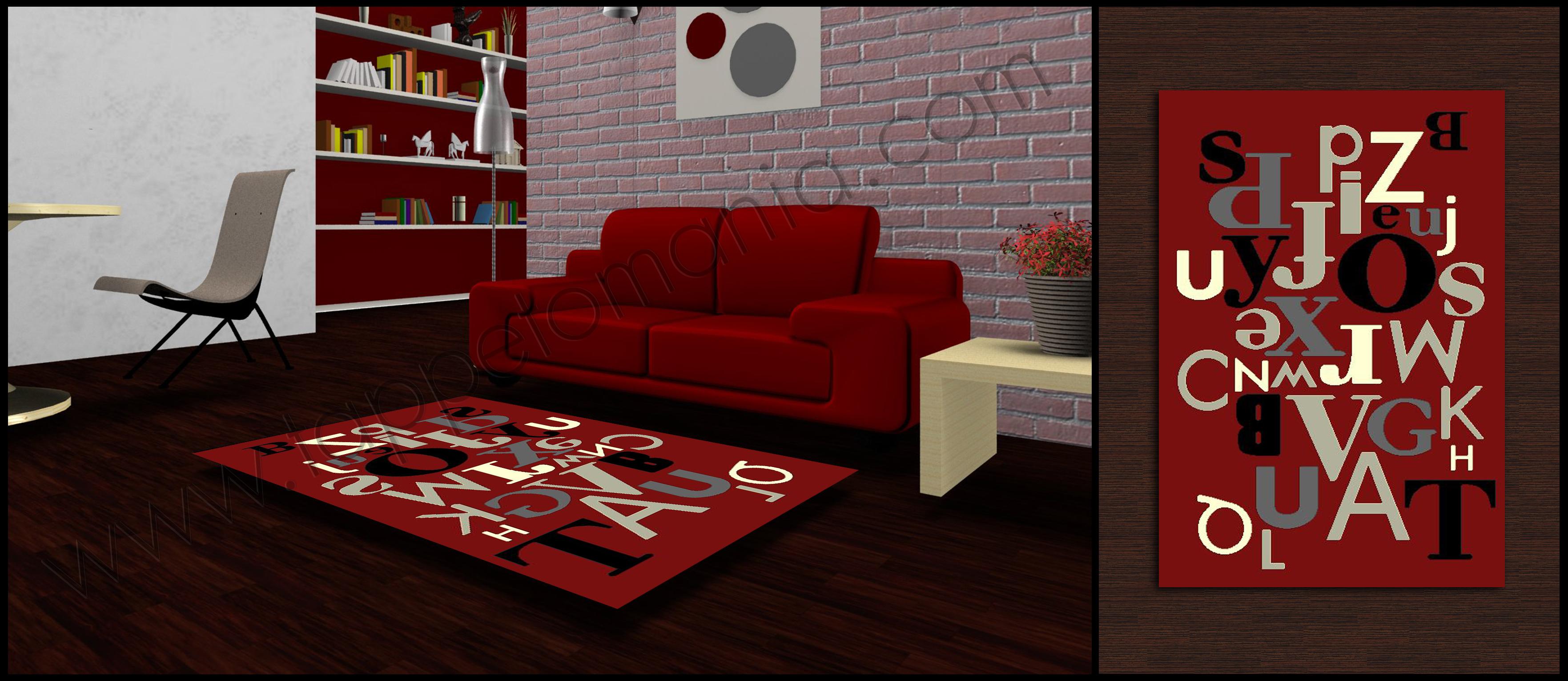 Tappeti per il soggiorno moderni tappeti per arredare la - Tappeti per soggiorno moderni ...