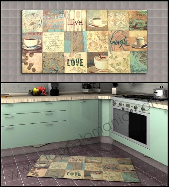 tappeti cucina antiscivolo antimacchia